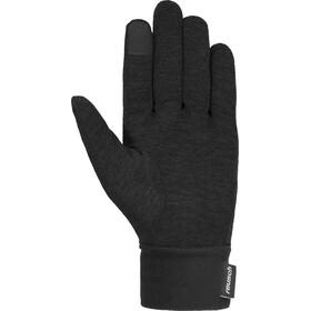 Reusch PrimaLoft Silk Liner Gloves black
